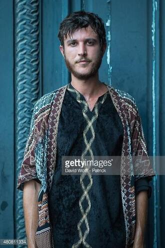 cardigan veste max colombie oscar and the wolf