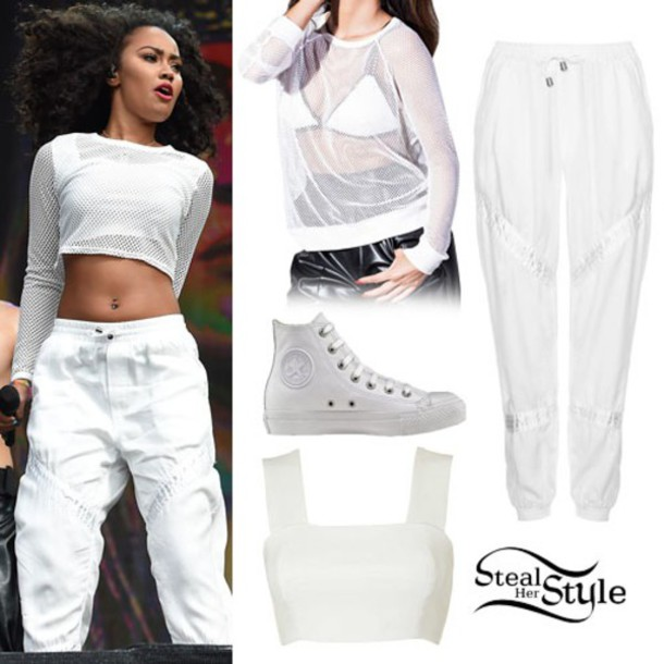 shoes little mix leigh-anne pinnock style