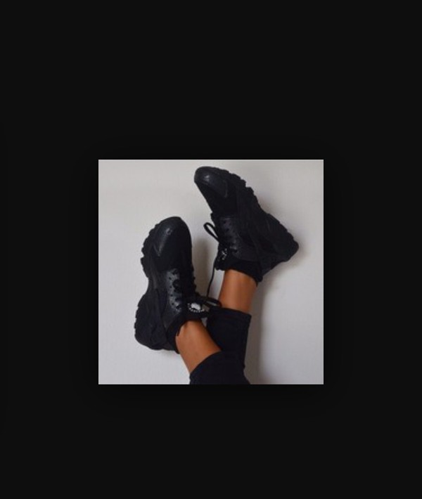 Nike Huarache Dames Wit Outfit