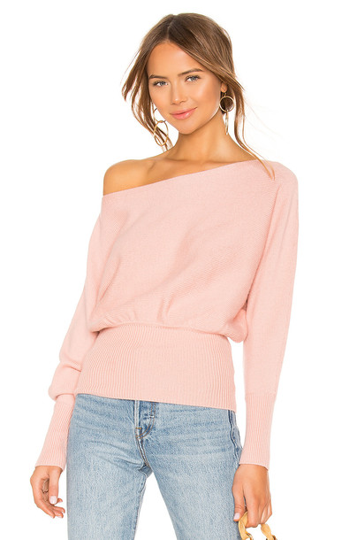 Joie Jordie Sweater in pink