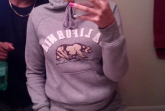bear myiana like california republic california sweater hoodie