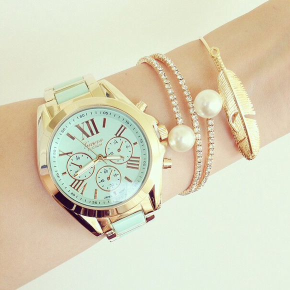 jewels bracelets fashion watch glitter feathers gold gold jewelry bracelet chains brackets rings indian bohemian bracelet gold cartier love simple braclets bralets gold bracelets watch for girls watch gold diamonds diamond supply co. faerie pearl