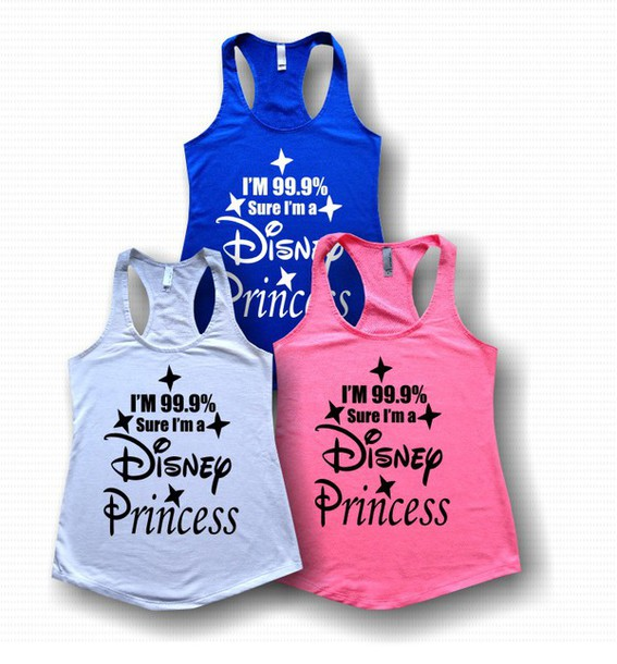 0af66f45679c67 disney princess princess tank top fitclubapparel fitclubdesigns gym tanks  cute tank tops workout tank tops disney