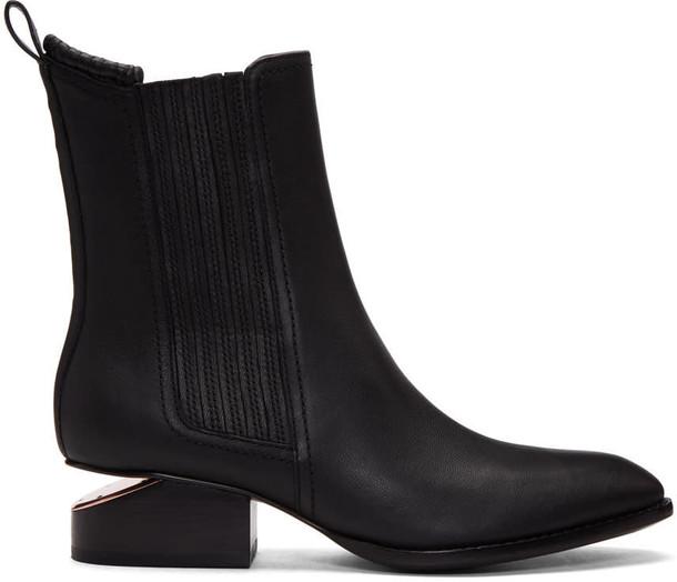 Alexander Wang black shoes