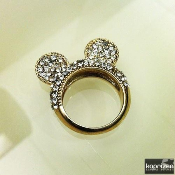 jewels mickey mouse