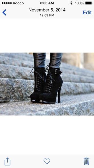 shoes black shoes high heels black high heels
