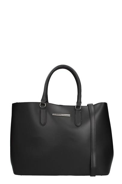 Marc Ellis bag shoulder bag leather black black leather