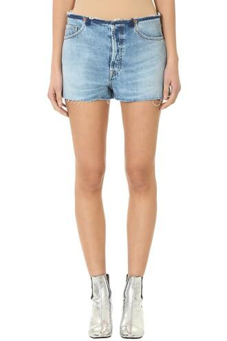 shorts classic blue