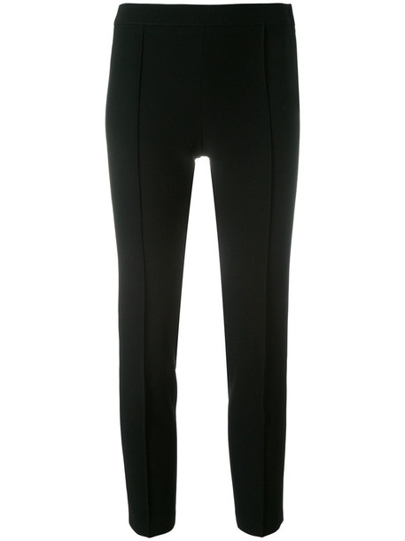 BOUTIQUE MOSCHINO women black pants