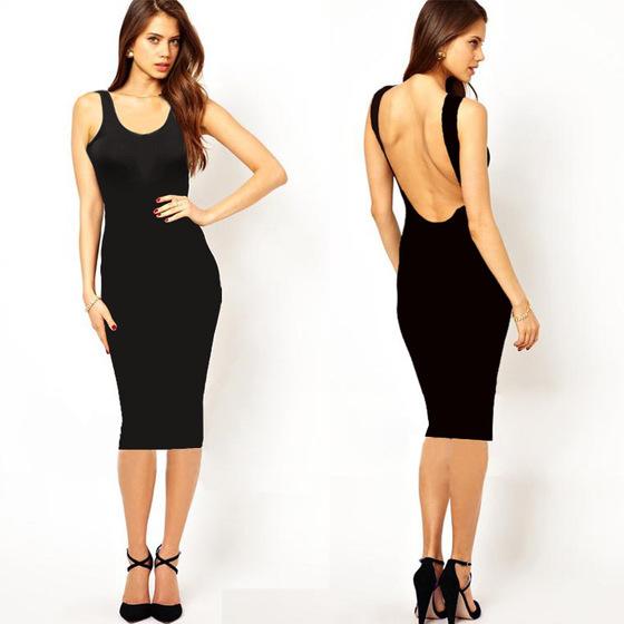 Open back tank dress · summah breeeze · online store powered by storenvy