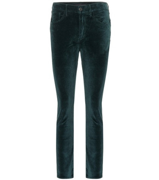 3x1 W3 Higher Ground straight jeans in green
