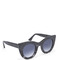 Orgasmy sunglasses in black by thierry lasry for preorder on moda operandi