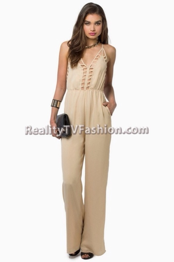 dress jumpsuit porsha stewart