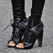 shoes,shoes black wedges,shoes winter,swag,swag shoe,fashion,blogger,style,tumblr,blouse