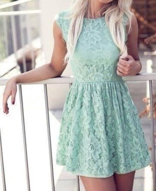dress turquoise dress tiffany blue summer dress