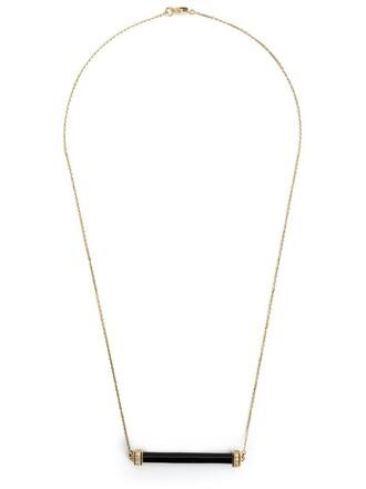women necklace black jewels