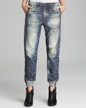 rag & bone/JEAN Jeans - Pajama Sweatpant in Miramar | Bloomingdale's