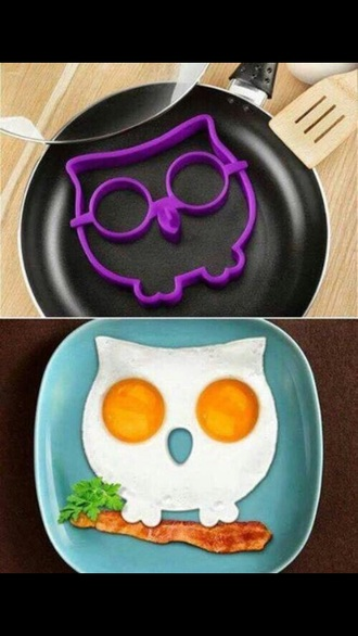 nail accessories owl egg breakfast cooking kitchen home decor home accessory