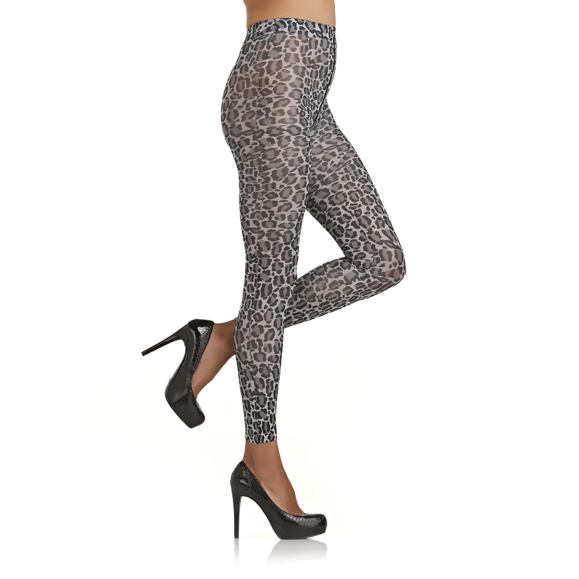 Kardashian Kollection Women's Wild Animal Leggings - Clothing - Women's - Leggings