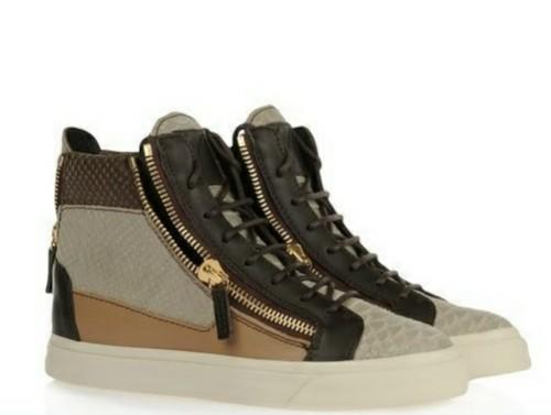 Giuseppe zanotti brown fashion