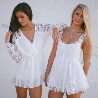 romper e's closet white lace romper lace romper white romper white silk romper silk romper silk lace