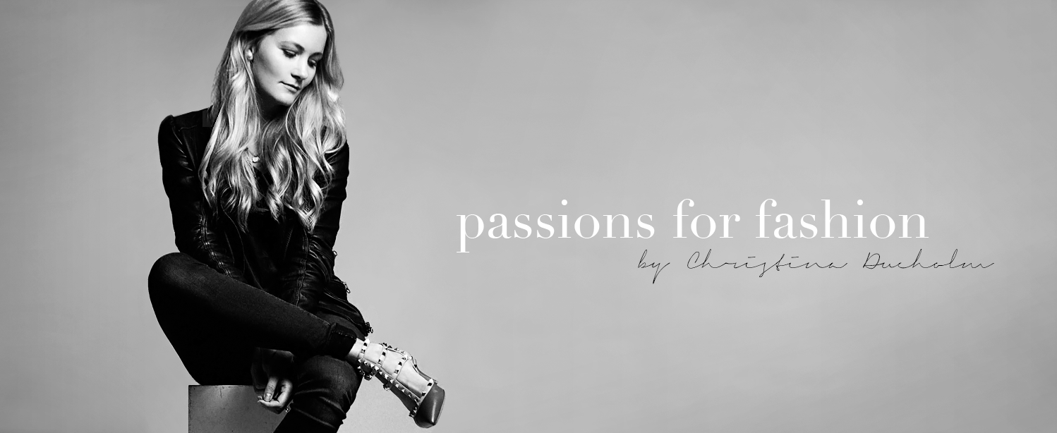 There's a new boy in town | passionsforfashion