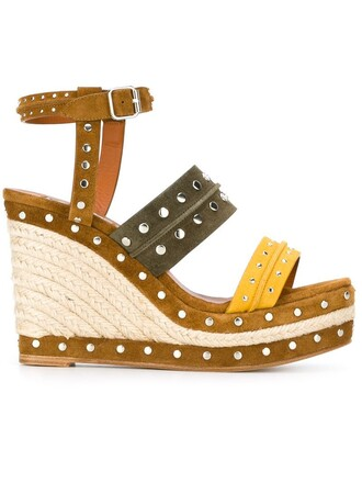sandals espadrilles wedge sandals shoes