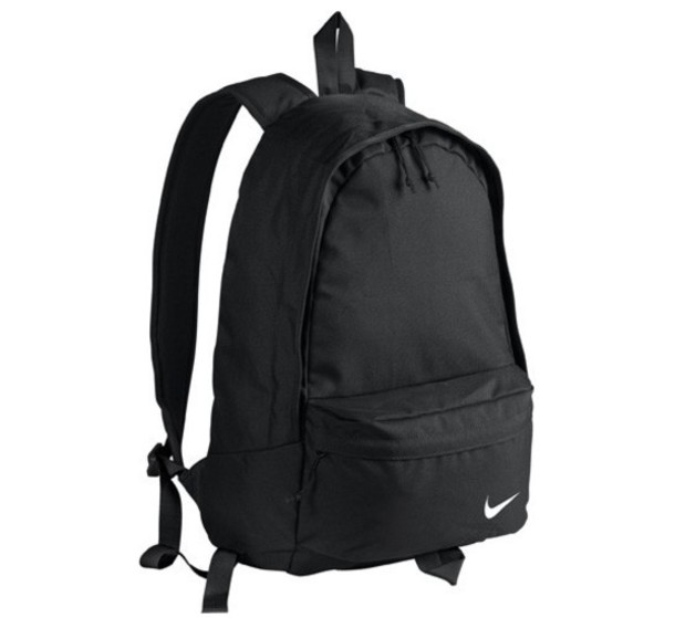 Bag: nike, backpack, black, black backpack, nike backpack, mens ...
