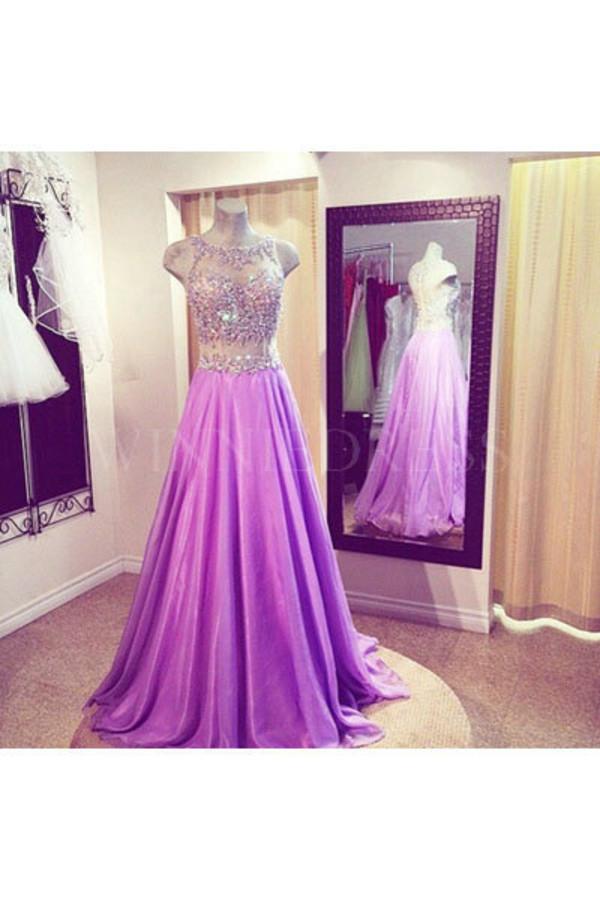 Formal Dresses Purple or Lavender