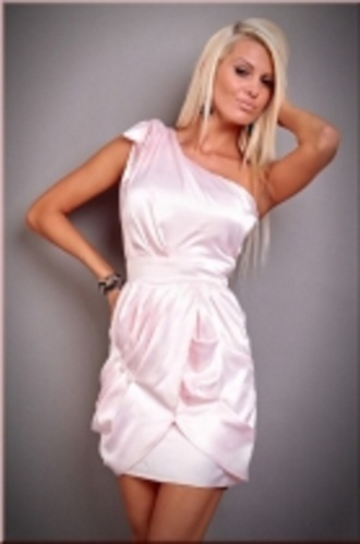 dress one shoulder satin dress mini wots-hot-right-now mini dress white white dress one shoulder dresses clubwear party dress sexy party dresses chic trendy cute date outfit