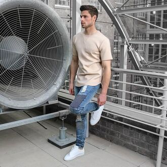 jeans maniére de voir menswear fashion style trendy streetstyle denim kanye west