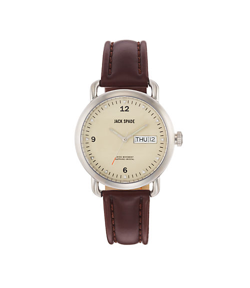 Stillwell 38mm Watch - JackSpade