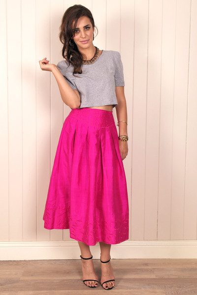 Beauty Midi Skirt | Citizen