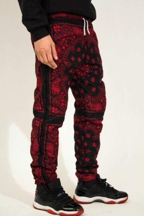Pants Air Jordan Clothes Celebrity Style Joggers