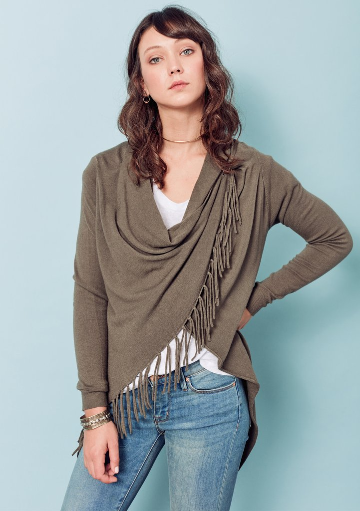Carys Fringed Sweater II - LOVESTITCH