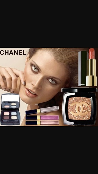 make-up chanel make up