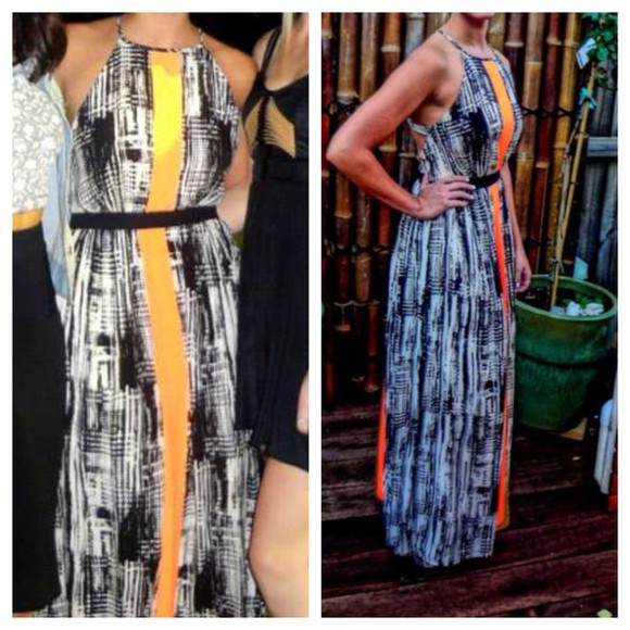 print dress maxi maxi dress love it omg formal formal dress stunning beautiful amazing geometric geometric print printed maxi print maxi want it❤️👆 print maxi dress