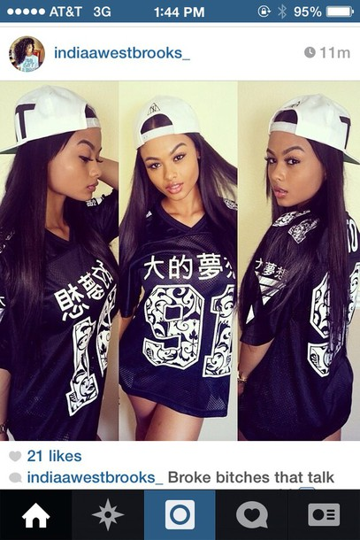 black shirt quote on it chinese sayings india westbrooks india westbrooks india westbrooks t-shirt t-shirt jersey top