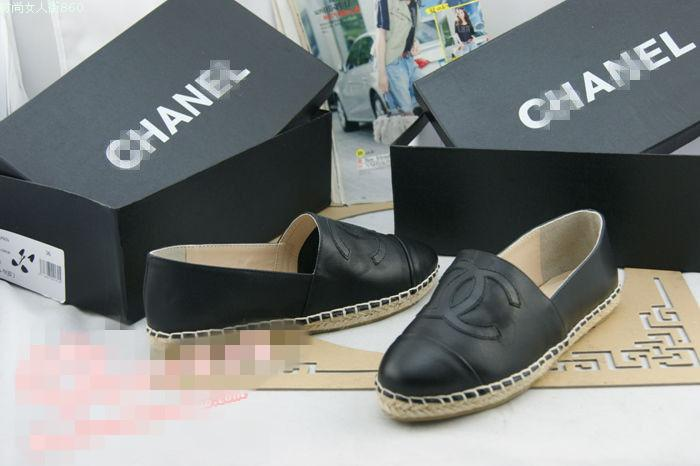 Design genuine leather espadrille flats shoe 2013 women casual dress shoes-in Flats from Shoes on Aliexpress.com