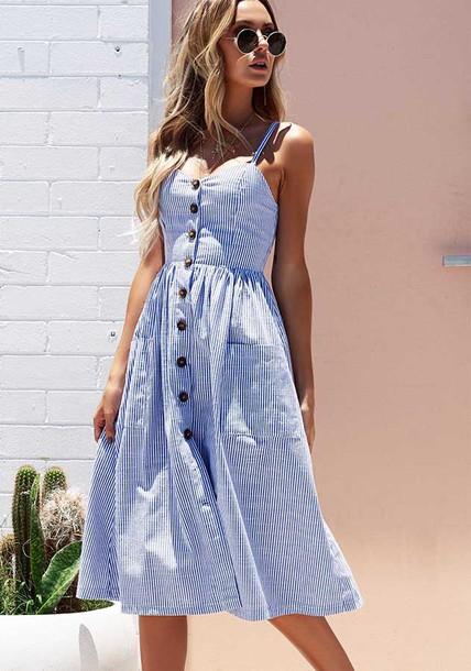 dress holiday dress midi dress summer dress