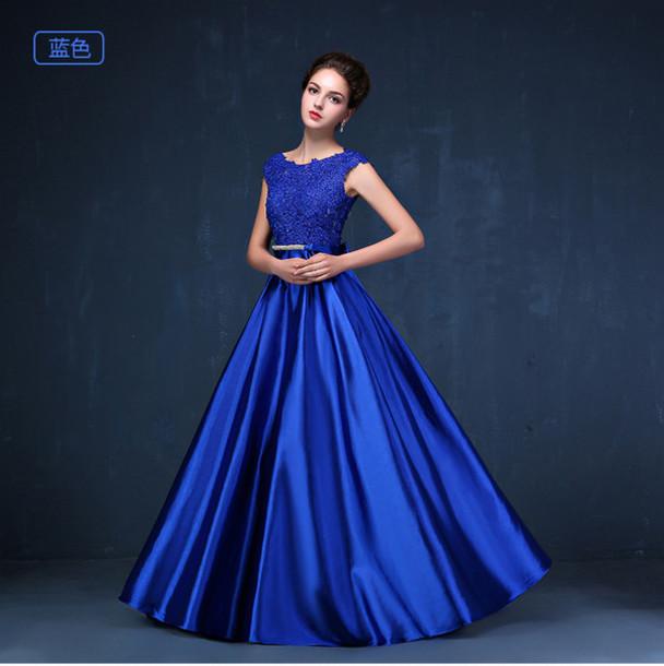 Dress prom dress prom dresses 2016 royal blue long prom dress