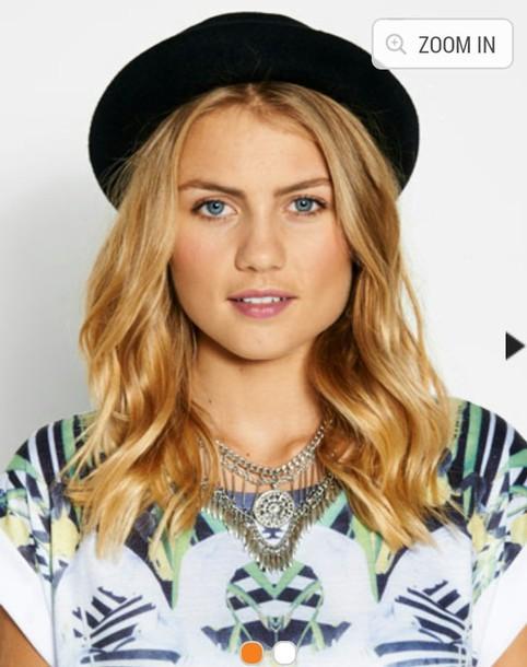hat fedora felt bowler hat