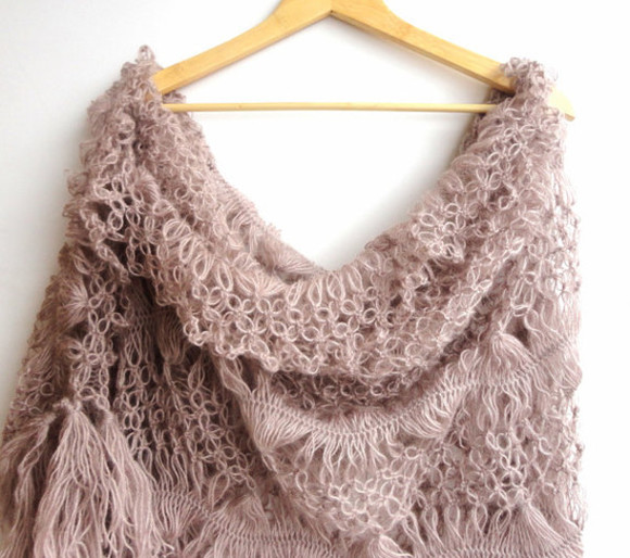 wrap scarf best gifts shawl mothers day 2014 scarfs 2014 scarfs trends luxurious alize yarn trendy bridal shawl minkpink clothes: wedding womens fashion winter scarfs trends fall mothers day gift birthday gift mohair wool