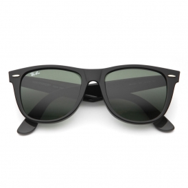 ray ban - rb2140 classic wayfarer sunglasses (black)