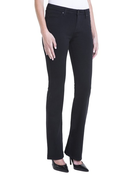 Liverpool Lucy Bootcut jeans in black