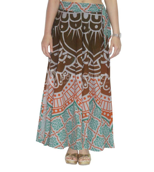 skirt rapron handmade rapron mandala rapron indian handmade rapron beautiful rapron elegant rapron modish rapron\ women summer rapron pure cotton rapron women rapron long skirt summer rapron young summer rapron
