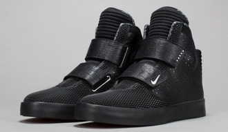shoes nike shoes nike black crocodile mens shoes