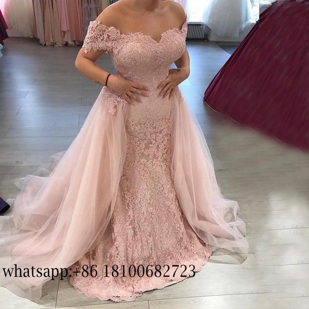bed826ab4c8 dress beautyu sexy evening dresses blush pink evening dresses off shoulder evening  dresses vintage lace evening