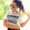 Aliexpress.com : buy high quality sexy lady women parental advisory crop top t shirt hollow out short t shirt tops women cropped top from reliable t-shirt collar suppliers on ebates | alibaba group