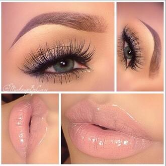 make-up nail polish